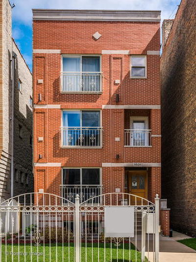 Chicago Condo/Townhouse New: 1531 North Campbell Avenue #1