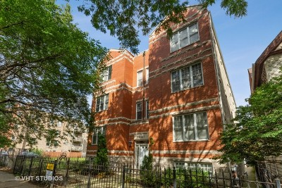 Chicago Condo/Townhouse New: 4437 North Ashland Avenue #4N