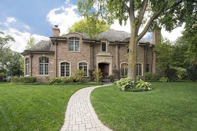 Wilmette Single Family Home For Sale: 1011 Pontiac Road