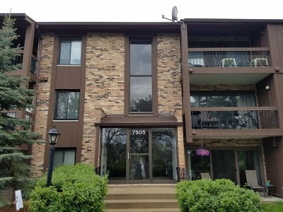 Tinley Park Condo/Townhouse New: 7505 175th Street #111