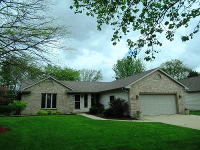 Marengo Single Family Home New: 630 Bauman Street