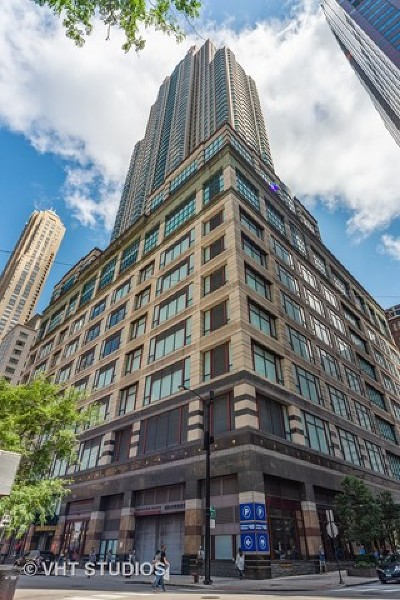 Chicago Condo/Townhouse New: 100 East Huron Street #2702