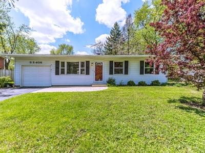 Naperville Single Family Home For Sale: 5s408 Glenoban Drive