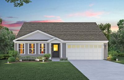 Romeoville Single Family Home For Sale: 414 Stonebrook Drive
