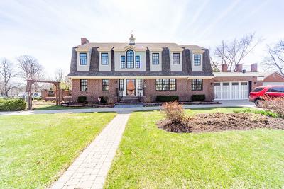 Chicago Single Family Home New: 5864 North Natoma Avenue