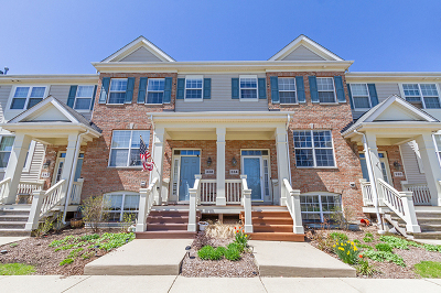 Bartlett Condo/Townhouse New: 334 Broadmoor Lane