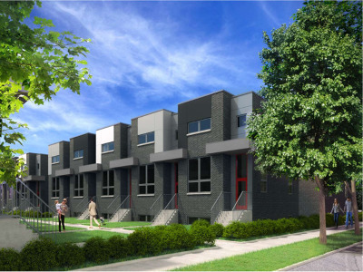 Chicago Condo/Townhouse New: 2637 South Throop Street #T2