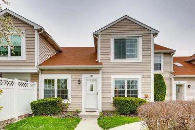 Buffalo Grove Condo/Townhouse New: 685 Le Parc Circle