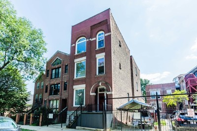 Chicago Multi Family Home New: 2735 West Potomac Avenue