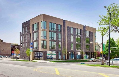 Chicago Condo/Townhouse New: 2405 West Berenice Avenue #201