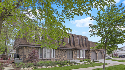 Single Family Home New: 5244 Farwell Avenue