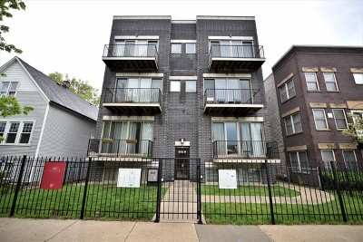 Chicago Condo/Townhouse New: 3518 West Wabansia Avenue #G
