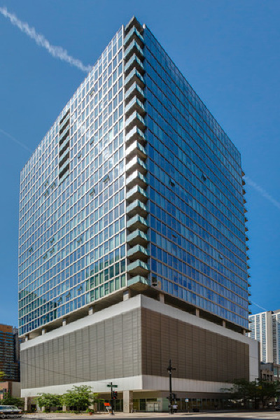 Condo/Townhouse New: 550 North St Clair Street #1006