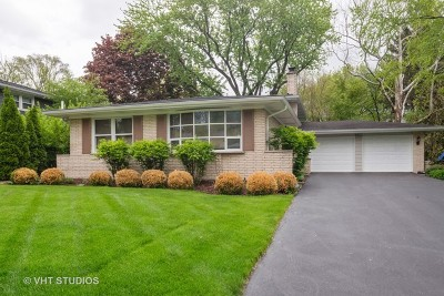 Downers Grove IL Single Family Home New: $385,000