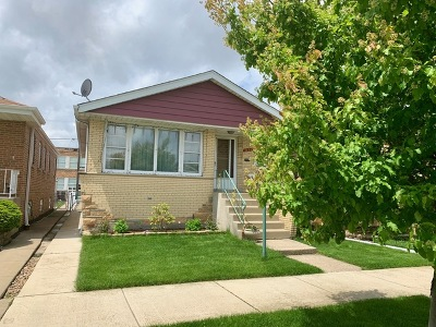 Chicago Single Family Home New: 5636 South Merrimac Avenue