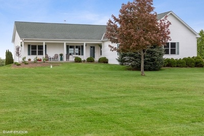 Mc Henry County Single Family Home For Sale: 1502 Menge Road