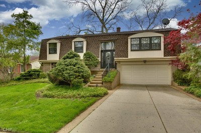 Buffalo Grove Single Family Home New: 191 Downing Road