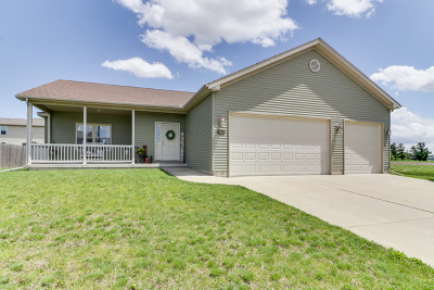 Single Family Home New: 2916 Red Oak Road