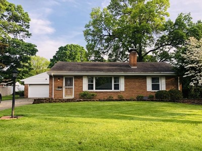 Bloomington IL Single Family Home New: $159,900