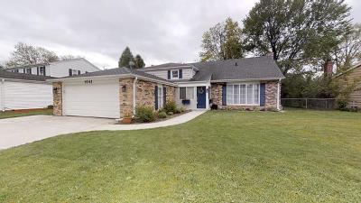 Libertyville Single Family Home New: 1041 Tamarack Lane