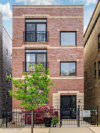 Condo/Townhouse For Sale: 1319 North Bosworth Avenue #3