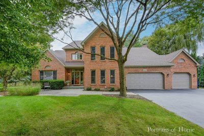 Naperville Single Family Home Re-Activated: 4327 Ariel Court