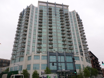 Chicago Condo/Townhouse New: 1600 South Indiana Avenue #1510