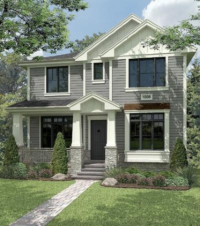 Cook County Single Family Home New: 1006 Garden Street