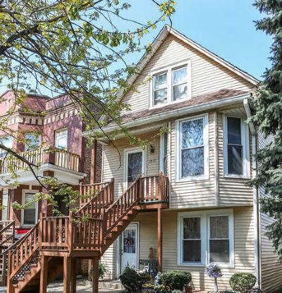 Chicago Multi Family Home New: 3914 North Christiana Avenue