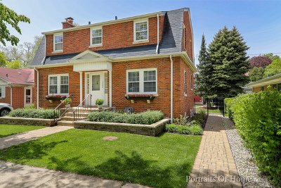 Cook County Single Family Home New: 1004 Canfield Road