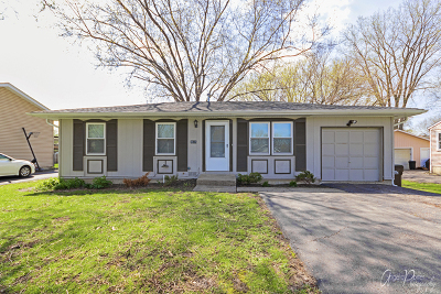 McHenry Single Family Home New: 1815 Beach Road