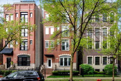 Chicago Condo/Townhouse New: 3633 North Wilton Avenue #2