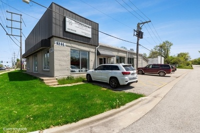 Lombard Commercial For Sale: 923 Roosevelt Road