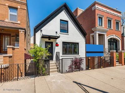 Single Family Home For Sale: 2022 West Charleston Street