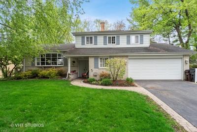 Libertyville Single Family Home New: 915 Fairlawn Avenue