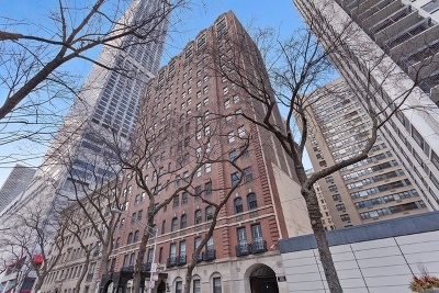 Chicago Condo/Townhouse New: 210 East Pearson Street #7C