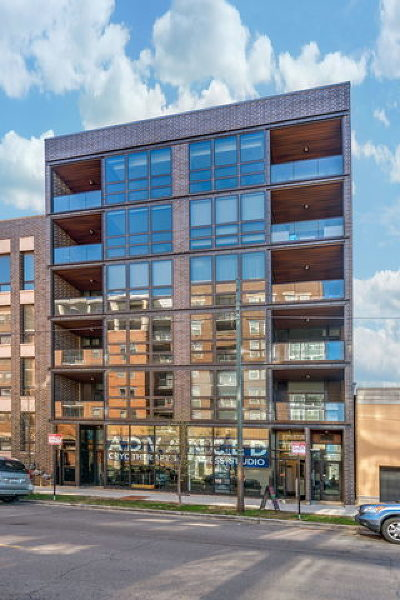 Chicago Condo/Townhouse New: 1018 North Larrabee Street #3N