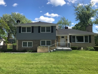 Downers Grove Single Family Home New: 319 55th Place