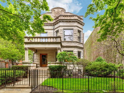 Chicago Multi Family Home New: 622 West Arlington Place