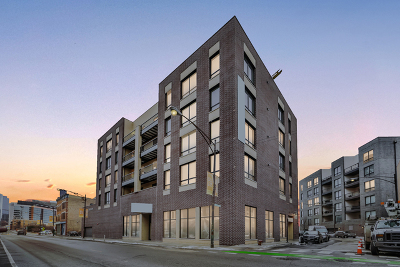 Chicago Condo/Townhouse New: 680 North Milwaukee Avenue #403
