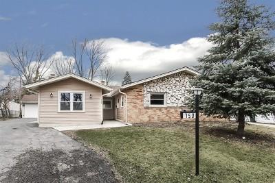Hoffman Estates Single Family Home New: 750 Ashley Court