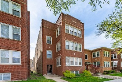 Chicago Multi Family Home New: 4844 North Kenneth Avenue