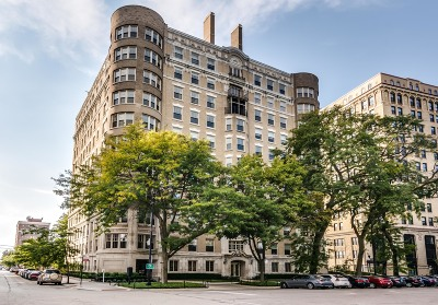 Chicago Condo/Townhouse New: 5490 South South Shore Drive #10N