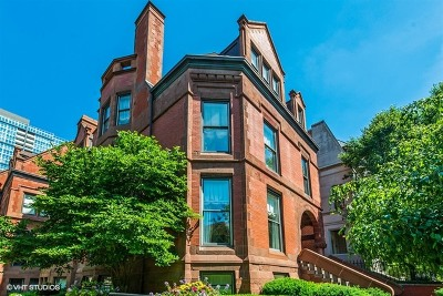 Chicago Condo/Townhouse New: 1919 South Prairie Avenue #1