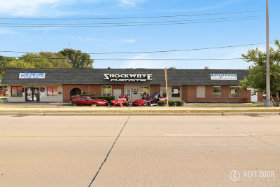 Mokena, Frankfort Commercial For Sale: 9555 West Lincoln Highway