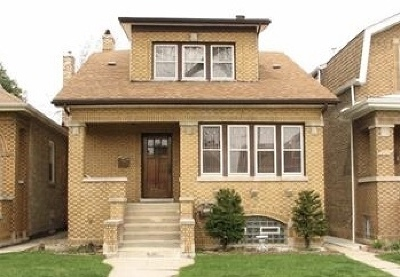Chicago Multi Family Home New: 5728 West Eddy Street