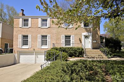 Libertyville Single Family Home New: 415 Hampton Terrace