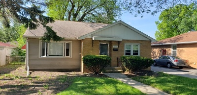 Single Family Home New: 3543 178th Street
