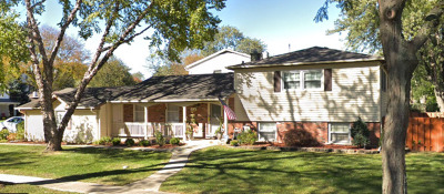 Buffalo Grove Single Family Home New: 414 Middlesex Court