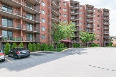 Du Page County Condo/Townhouse New: 1 Bloomingdale Place #311